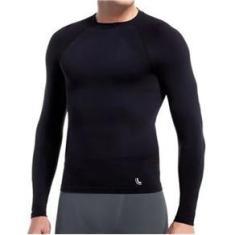 Imagem de Camiseta Térmica Masculina De Compressão Lupo Run 70045