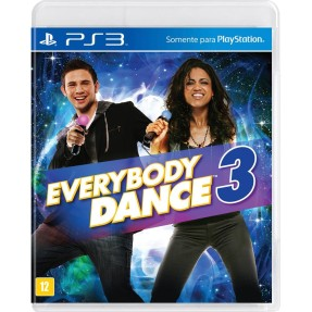Jogo Everybody Dance 3 PlayStation 3 Sony
