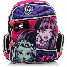 Mochila Escolar Sestini 11 Litros Monster High 15Z G