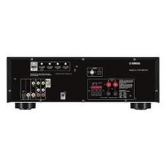 Imagem de Receiver Yamaha RX-V385 5.1CH 4K UHD/Bluetooth/HDMI/USB/RCS/FM/AM Bivolt