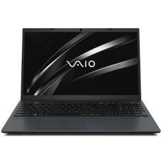 "Notebook Vaio FE15 VJFE51F11X-B1011H Intel Core i5 8250U 15,6"" 12GB SSD 256 GB 8ª Geração Windows 10"