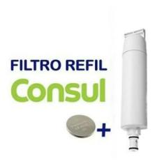Imagem de Refil Filtro Purificador De Água Adaptável Consul Facilite