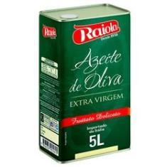Azeite de Oliva Extra Virgem Italiano 5L