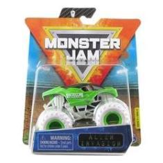 Imagem de Monster Jam Alien Invasion Scale 1:64 Spin Master