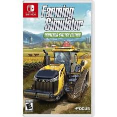 Jogo Farming Simulator Focus Nintendo Switch