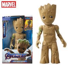 Imagem de 12 '' / 30cm Marvel Avengers Brinquedos Super Heroes Groot Action Figure Modelo Toys for Kids Birthday Christmas presentes