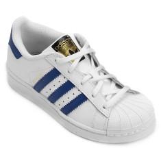 418bd2fd86c Tênis Adidas Infantil (Menino) Casual Superstar