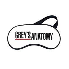 Mascara de Dormir Greys Anatomy
