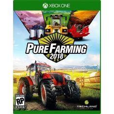 Imagem de Jogo Pure Farming 2018 Xbox One Techland