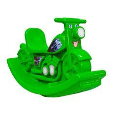 Imagem de Gangorra Infantil Rotoplas Brasil Motoca Verde