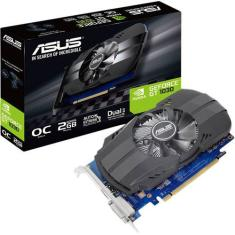 Imagem de Placa de Video NVIDIA GeForce GT 1030 2 GB GDDR5 64 Bits Asus PH-GT1030-O2G