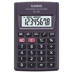 ab60f618a664 Foto Calculadora De Bolso Casio HL-4A