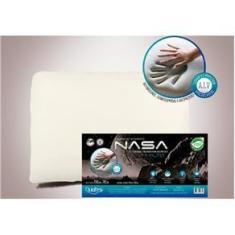 Imagem de Travesseiro NASA X Alto Viscoelástico 50 x 70 cm Duoflex
