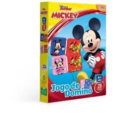 Imagem de Jogo De Dominó Mickey - Toyster 8003