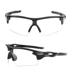 Imagem de Óculos de sol esportivos Óculos de sol para ciclismo Lentes para pc Óculos de bicicleta para corrida ciclismo motocicleta esqui masculino feminino