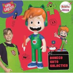 Imagem de Boneco Do Gato Galactico Original Boneco Articulado Rosita