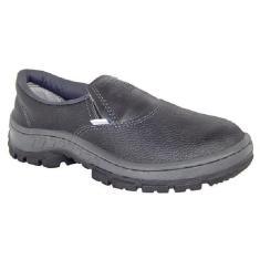Imagem de Sapato Segurança Elástico Bico Nº38 Ppp 28 Proteplus