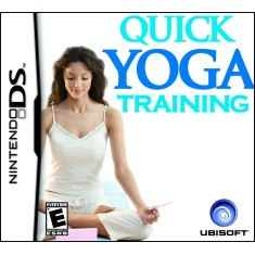 Jogo Quick Yoga Training Ubisoft Nintendo DS