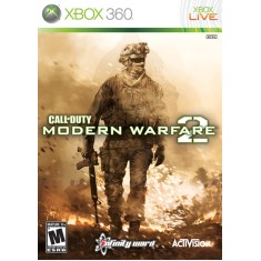 Jogo Call of Duty Modern Warfare 2 Xbox 360 Activision