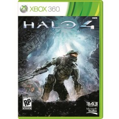 Jogo Halo 4 Xbox 360 Microsoft
