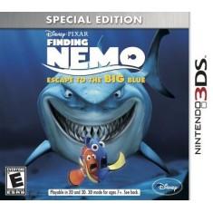 Jogo Procurando Nemo Disney Nintendo 3DS