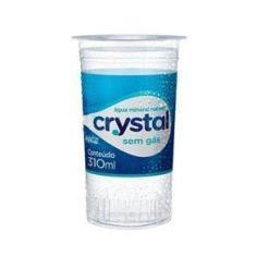 Água Mineral Crystal Copo 310ml