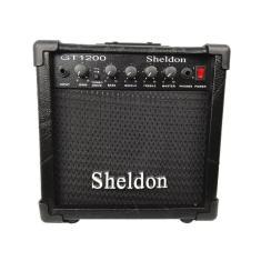 Imagem de Amplificador Caixa Cubo p/ Guitarra Sheldon Gt1200 15w