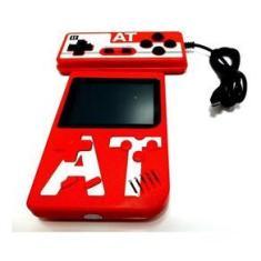 Imagem de Vídeo Game Portátil Retro 400 Jogos Em 1 C/ Controle Extra Mini Game