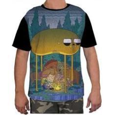 Imagem de Camisa Camiseta Masculina Hora De Aventura Time Finn Jake 14
