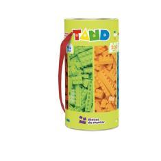 Imagem de Blocos De Montar Tand 200 Peças Tubo Infantil Toyster