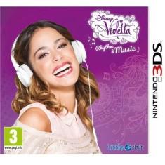Jogo Disney Violetta Rhythm & Music Little Orbit Nintendo 3DS