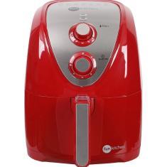 Imagem de Fritadeira Elétrica Sem óleo Fun Kitchen AFF-0 Capacidade 5l Inox