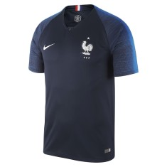 72c9788b8cd79 Camisa França I 2018 19 sem Número Torcedor Masculino Nike