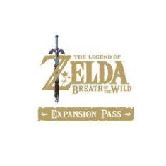 Gift Card Digital The Legend of Zelda: Breath of the Wild Expansion Pass para Nintendo Switch