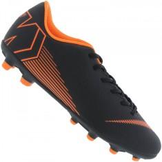 66b769244e Chuteira Infantil Campo Nike Mercurial Vapor XII Club MG