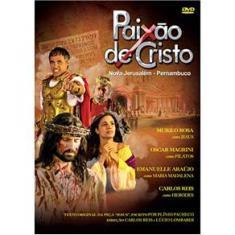Imagem de DVD Paixão de Cristo Nova Jerusalém Pernambuco