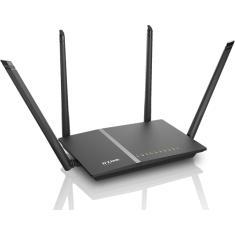 Roteador Wireless 1200 Mbps D-Link DIR-815