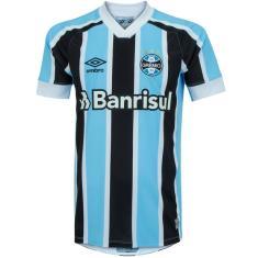 Imagem de Camisa Torcedor Grêmio I 2021/22 Umbro
