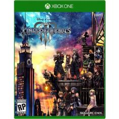 Jogo Kingdom Hearts III Xbox One Square Enix