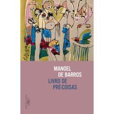 Imagem de Livro de Pré-Coisas