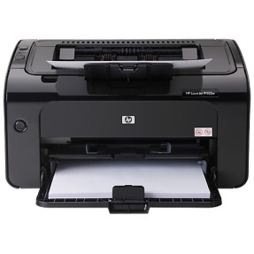 Impressora HP Laserjet Pro P1102W Laser Preto e Branco Sem Fio