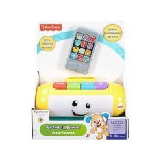 Imagem de Fisher Price Aprender E Brincar Alto Falante - Mattel