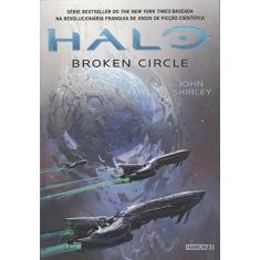 Imagem de Halo - Bronken Circle - Shirley, John - 9788568432310