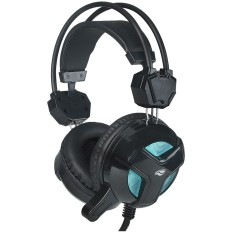 Headset com Microfone C3 Tech Blackbird PH-G110BK