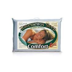 Imagem de Travesseiro Castor Sleep Comfort 45x65x12cm