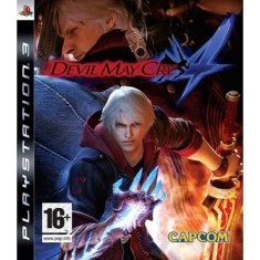Jogo Devil May Cry 4 PlayStation 3 Capcom