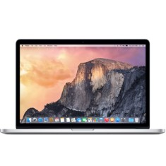 "Macbook Pro Apple Intel Core i7 5ª Geração 16GB de RAM SSD 512 GB LED Retina 15,4"" Mac OS X Yosimite MJLT2BZ/A"