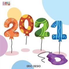 """Imagem de 2021 - A kids new years book celebrating 2021: 2020 has been tough! Celebrate the 2021 year by gifting the first-ever children's """"yearbook""""!"""