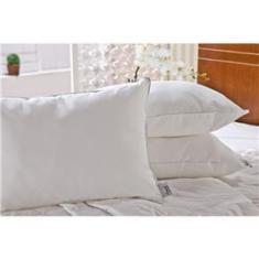 Imagem de Travesseiro Fibras Siliconizadas e Plumas de Ganso Plumasul - 50 x 70 cm
