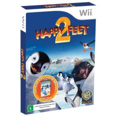 Jogo Happy Feet 2 Wii EA